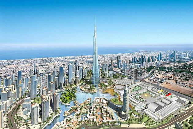 Погода в ОАЭ в декабре в Дубае, Абу-Даби, Шардже - Эмираты