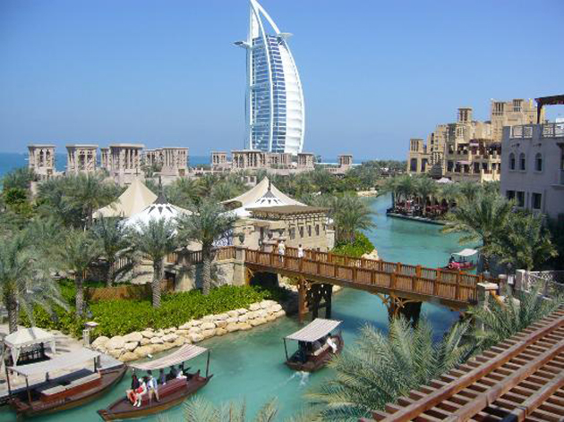 ехать ли в Дубай в июле