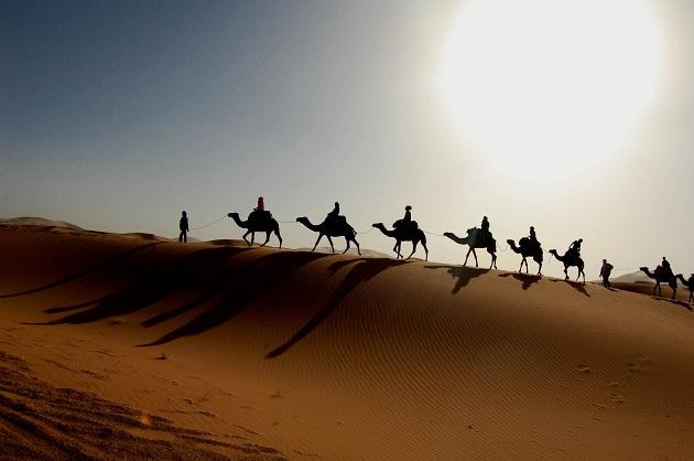 Серьезное влияние на жизнь в ОАЭ накладывает их расположение. Пустыня это серьезное испытание для организма