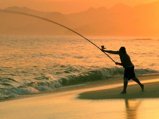 Рыбалка в ОАЭ. Никто не уйдет без улова