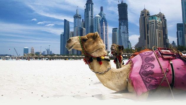 Уйдите подальше от серых будней отдыхая в ОАЭ