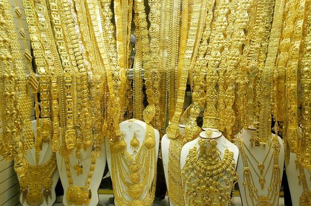 Золотой рынок в ОАЭ. Крупнейший по продажам золота в мире
