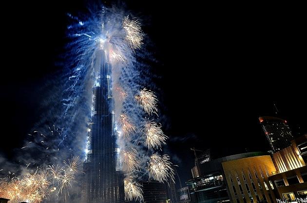 4 января 2010 состоялось официальное открытие Бурдж Халифа