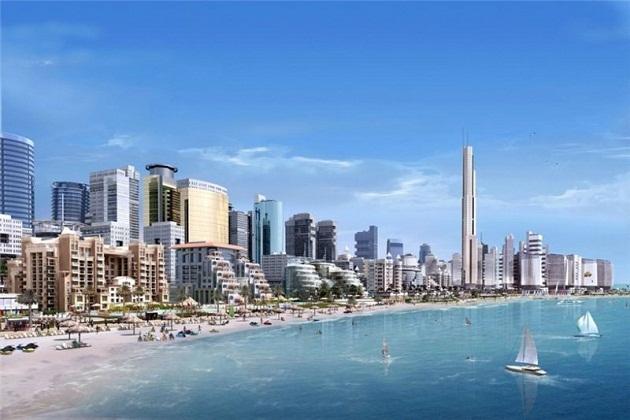 Бахрейни Айлэнд остров некогда бывший заповедником теперь остров курорт