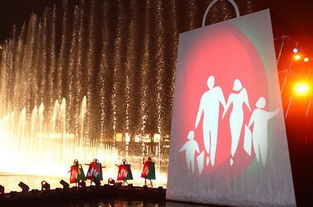 Торговый фестиваль в Дубае. Июнь-июль и январь-февраль время огромных скидок