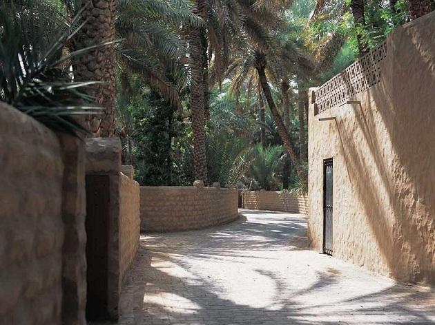 Аль Айн - город-оазис и родина первого президента ОАЭ