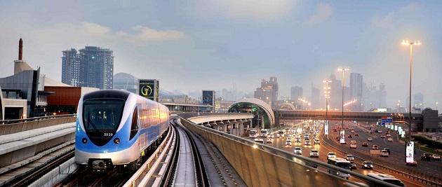 Дубайское метро, Скорость, чистота и удобство